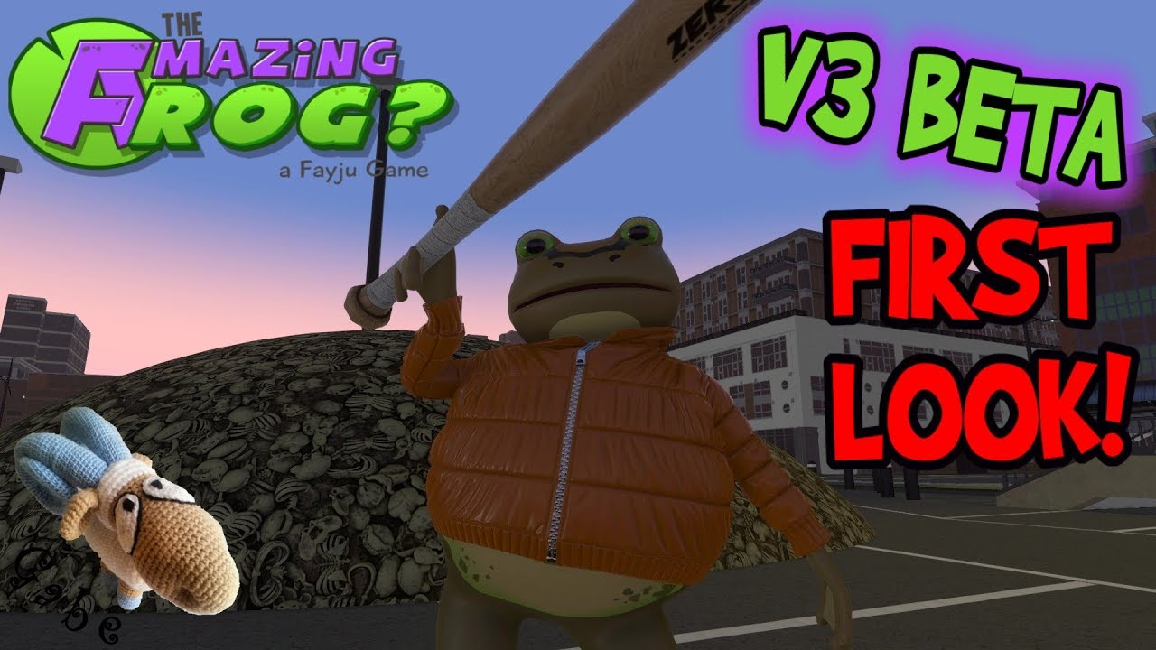 Amazing frog bitgamer received 654770