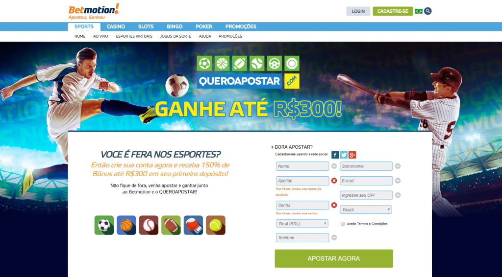 Betmotion casino 357974